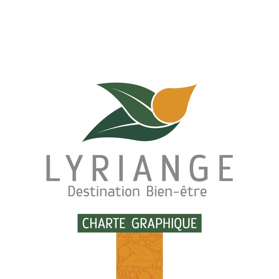 Création logo lyriange: charte graphique