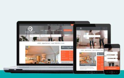 Site Internet Dor & Bleus