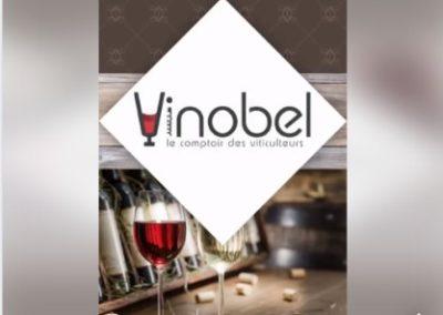 Pub Facebook Vinobel