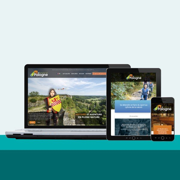 Aventure Web en pleine nature